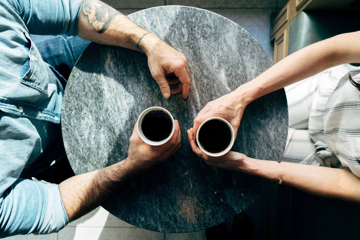 coffee on date